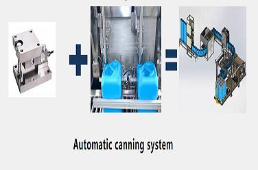 自动罐装系统